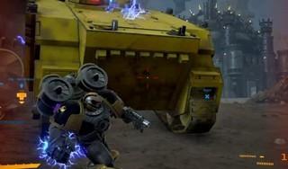 Чит на Warhammer 40000 - Eternal Crusade [+8] Latest