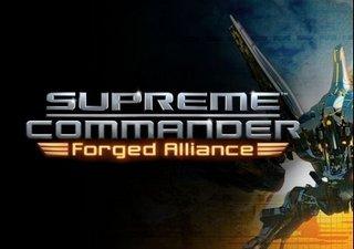 Чит трейнер Supreme Commander - Forged Alliance