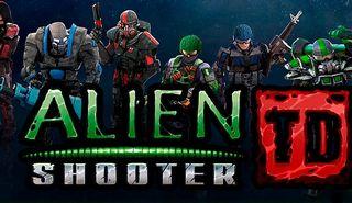 Чит трейнер на Alien Shooter TD