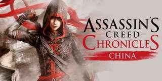 Чит трейнер на Assassin's Creed Chronicles Chinajpg