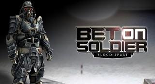 Чит трейнер на Bet on Soldier - Blood Sport