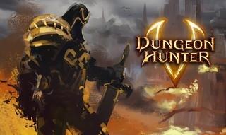 Чит трейнер на Dungeon Hunter 5