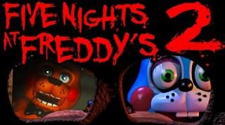 Чит трейнер на Five Nights At Freddy 2