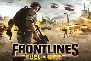 Чит трейнер на Frontlines Fuel of War