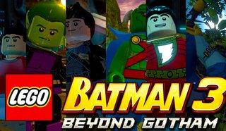 Чит трейнер на LEGO Batman 3 - Beyond Gotham