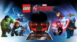 Чит трейнер на LEGO Marvel's Avengers