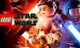Трейнер на LEGO Star Wars - The Force Awakens