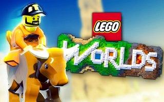 Трейнер на LEGO Worlds
