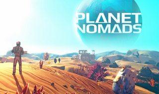 Чит трейнер на Planet Nomads