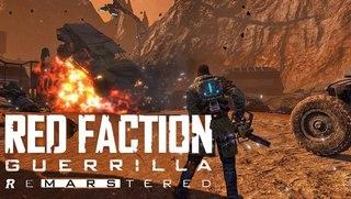 Трейнер на Red Faction - Guerrilla Re-Mars-tered