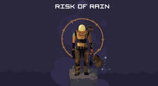 Чит трейнер на Risk of Rain