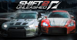 Чит трейнер на Shift 2 - Unleashed