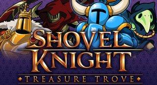 Чит трейнер на Shovel Knight Treasure Trove