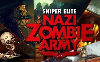 Чит трейнер на Sniper Elite - Nazi Zombie Army