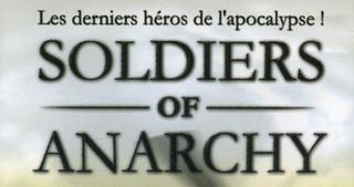 Чит трейнер на Soldiers of Anarchy