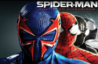 Чит трейнер на Spider Man - Shattered Dimensions