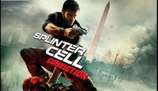 Чит трейнер на Tom Clancy's Splinter Cell Conviction