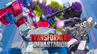 Трейнер на Transformers Devastation