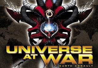 Чит трейнер на Universe at War - Earth Assault