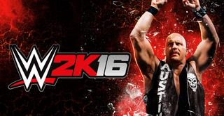 Трейнер на WWE 2K16