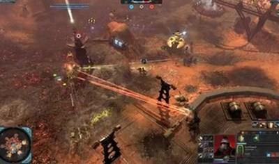 Чит трейнер на Warhammer 40.000 Dawn Of War 2 - Retribution [+3]