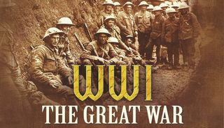 Трейнер на World War I The Great War