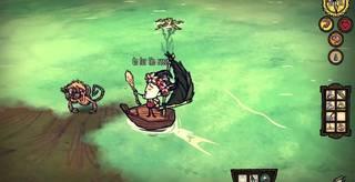 Don't Starve Shipwrecked Чит трейнер [+4] (Latest)