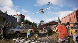 Far Cry 5 Чит трейнер [+10] (Latest)