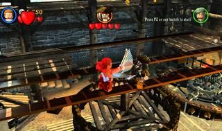 LEGO Pirates of the Caribbean Чит трейнер [+4] (Latest)