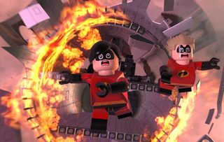 LEGO The Incredibles Чит трейнер [+3] (Latest)