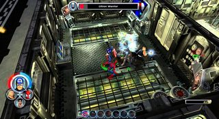 Marvel Ultimate Alliance Чит трейнер [+5] (Latest)