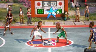 NBA Playgrounds Чит трейнер [+6] (Latest)
