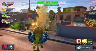Plants vs. Zombies - Garden Warfare Чит трейнер [+6] (Latest)