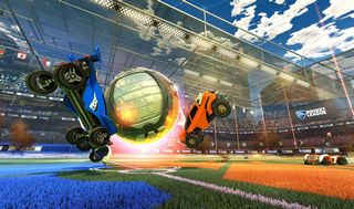 Rocket League Чит трейнер (Latest) [+6]
