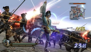 Samurai Warriors 2 Чит трейнер [+9] (Latest)