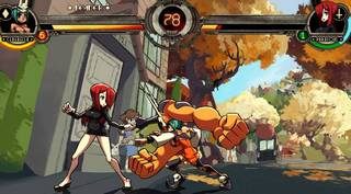 Skullgirls 2nd Encore Чит трейнер [+5] (Latest)