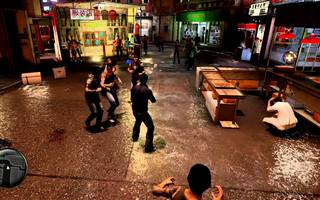 Sleeping Dogs Чит трейнер (Latest) [+9]