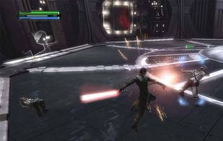 Star Wars - The Force Unleashed Чит трейнер [+7] (Latest)