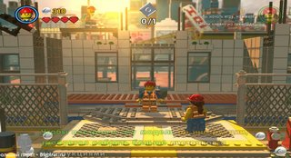 The LEGO Movie Videogame Чит трейнер [+10] (Latest)