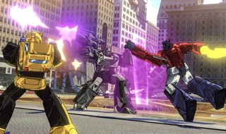 Transformers Devastation Трейнер [+8] Latest