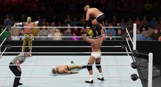 WWE 2K16 Трейнер [+12] (Latest)