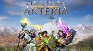 Чит трейнер на Champions of Anteria