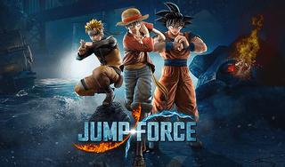 Чит трейнер на Jump Force