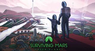 Трейнер на Surviving Mars - Green Planet