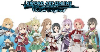 Чит трейнер на Sword Art Online - Hollow Fragment