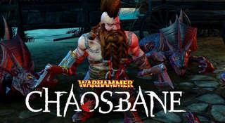 Чит трейнер на Warhammer Chaosbane
