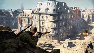 Sniper Elite V2 - Remastered Чит трейнер [+7] Latest