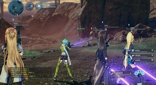 Sword Art Online Fatal Bullet Чит трейнер [+9] Latest
