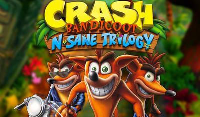 Чит трейнер на Crash Bandicoot N. Sane Trilogy