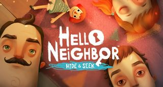 Трейнер на Hello Neighbor Hide and Seek